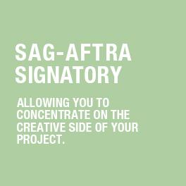 Sag-Aftra Signatory